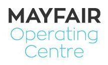 Mayfair Operating Centre